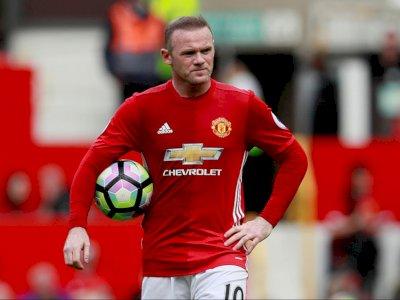 Wayne Rooney Resmi Gantung Sepatu Setelah Ditunjuk Sebagai Manajer Derby