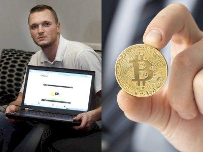 Pria Ini Buat Sayembara Agar Temukan Hard Drive Berisi Uang Rp4 Triliun dari 7.500 Bitcoin