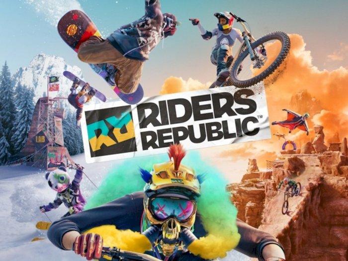 Rencana Rilis Februari Ini, Ubisoft Tunda Perilisan Game Riders Republic