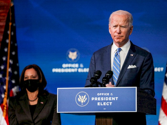 Gladi Resik Pelantikan Joe Biden Minggu Ini Terpaksa Ditunda, Kenapa?