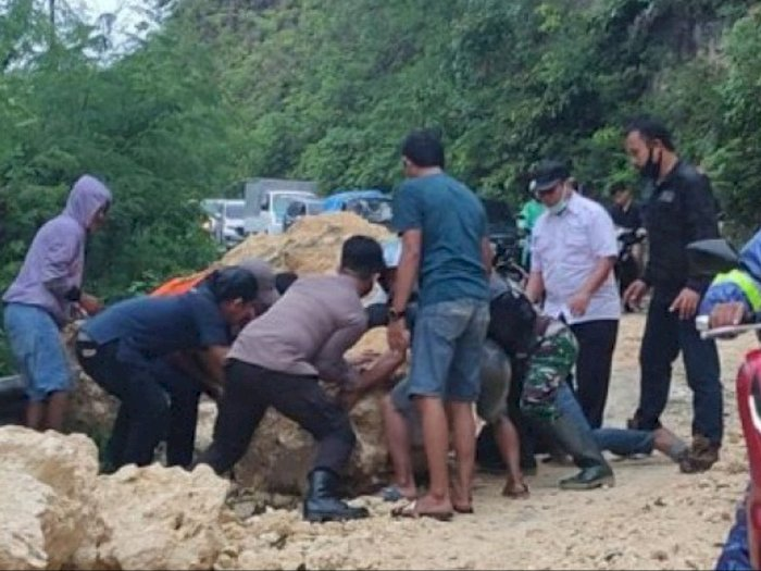 Gempa Magnitudo 6,2 di Majene Sebabkan 3 Orang Meninggal Dunia dan 2000 Warga Mengungsi