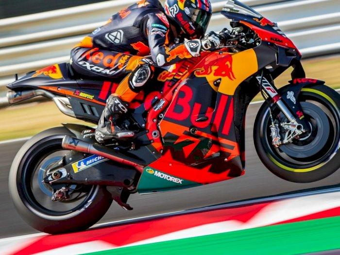 KTM Resmi Perpanjang Kontrak dengan MotoGP, Tetap Balapan untuk 5 Tahun ke Depan
