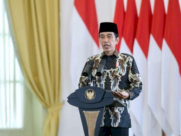 Jokowi Sebut Indonesia Harus Bikin Banyak Lompatan di Tengah Kondisi Krisis