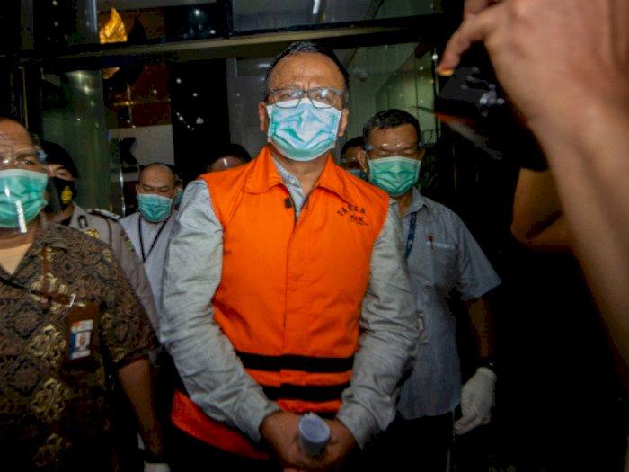 Tas dan Baju Bermerek Milik Edhy Prabowo yang Dibeli di Amerika Disita KPK