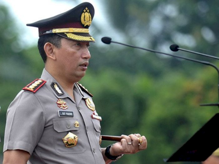 Listyo Sigit Prabowo Dipercaya Bisa Amankan Negara Jika Jadi Kapolri