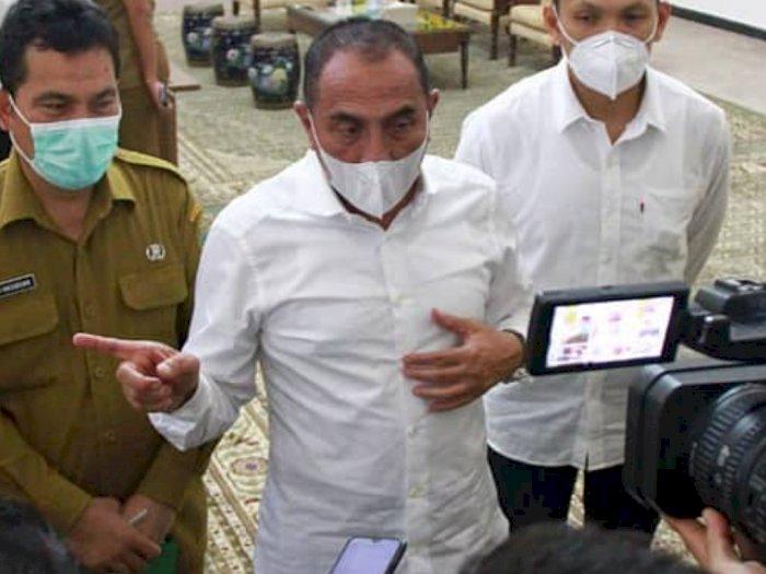 Gubernur Edy Instruksikan Terapkan PPKM di Sumut: Ini Beda dengan PSBB