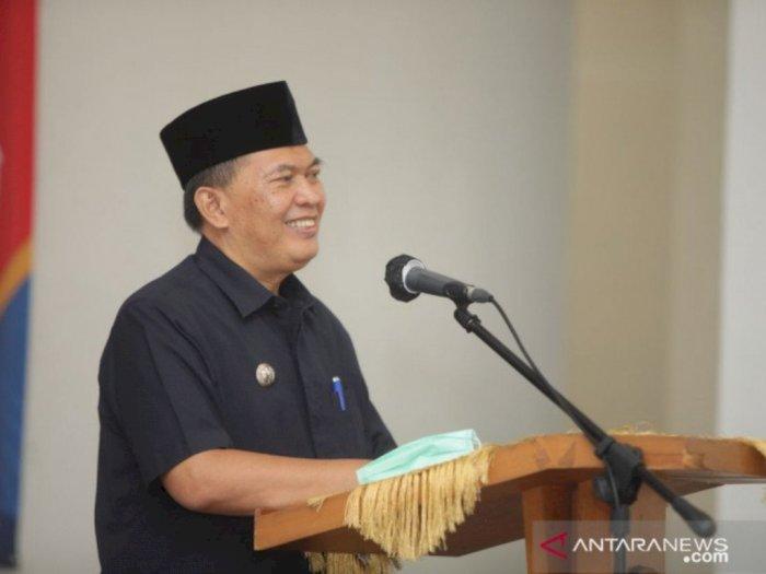 Hasil Swab Negatif, Wali Kota Bandung Sembuh dari Covid-19
