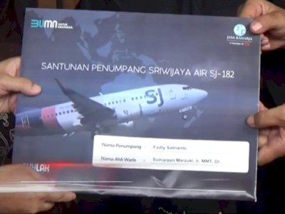 17 Korban Sriwijaya SJ-182 Diberi Santunan Rp50 Juta, Bagimana Nasib yang Pakai KTP Orang?