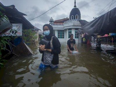 FOTO: Kalimantan Selatan Tetapkan Status Tanggap Darurat Banjir
