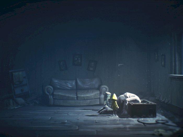 Bandai Namco Entertainment Rilis Trailer Baru Little Nightmares 2