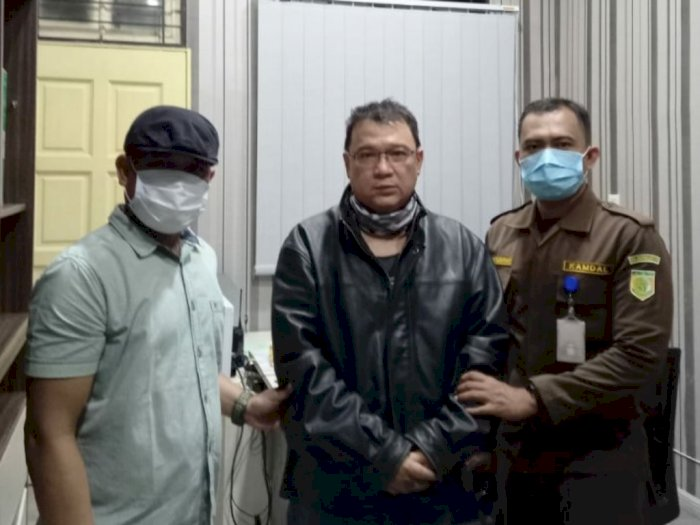 Kejati Sumut Tangkap Direktur CV Putra Mega Mas terkait Korupsi Videotron Senilai Rp 3M