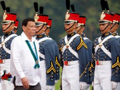 Presiden Duterte Sebut Wanita Tidak Cocok Jadi Presiden, Banjir Kecaman Aktivis