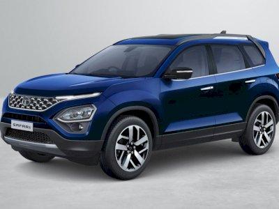 Tata Motors Merilis Tampilan Mobil Baru yang Akan Menjadi Pesaingi Pajero Sport