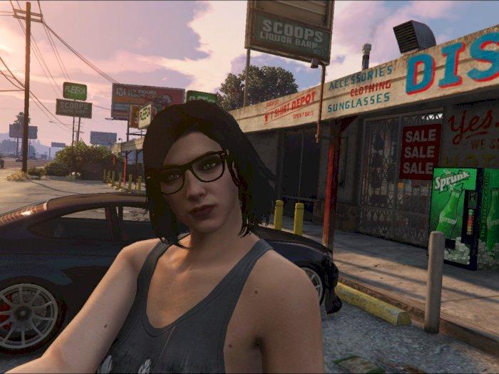 GTA 6 Kabarnya Akan Hadirkan Sosok Perempuan Protagonis