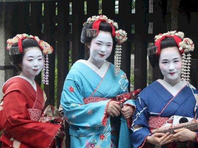 Yuk! Intip Perawatan para Geisha Jepang yang Menggunakan Cara Tradisional!
