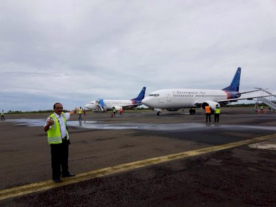 Gempa Rusak Menara ATC di Bandara Mamuju, Alhasil Airnav Gunakan Navigasi Cabang Makassar