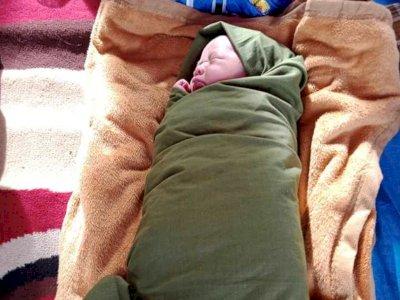 Kisah Pilu Dua Bayi Lahir di Pengungsian, Padahal Ketuban Ibu Pecah Saat Gempa Mamuju