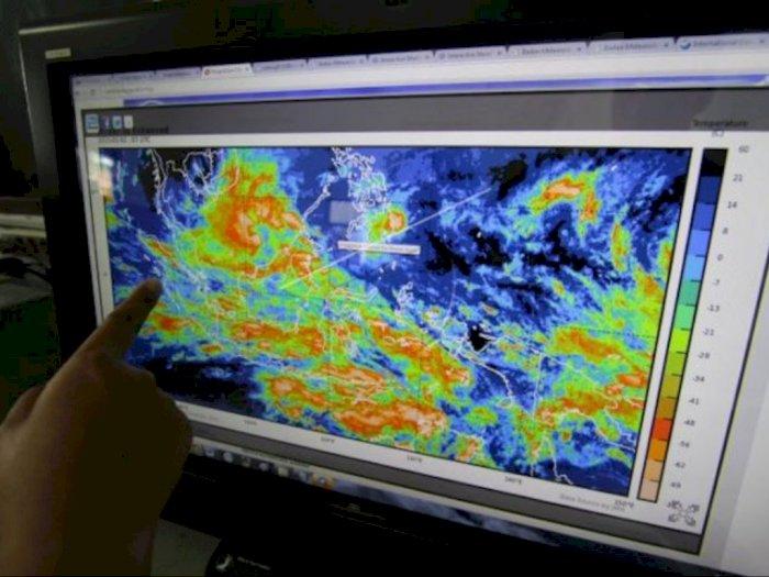 Waspada! Sirkulasi Eddy Bisa Munculkan Cuaca Ekstrem di Sumut