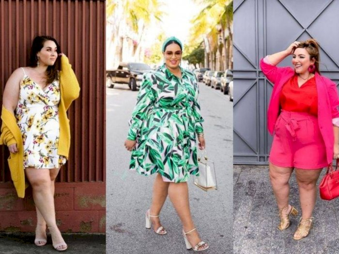 5 Warna Busana yang Buat Kamu Tampak Gemuk, Sebaiknya Hindari!
