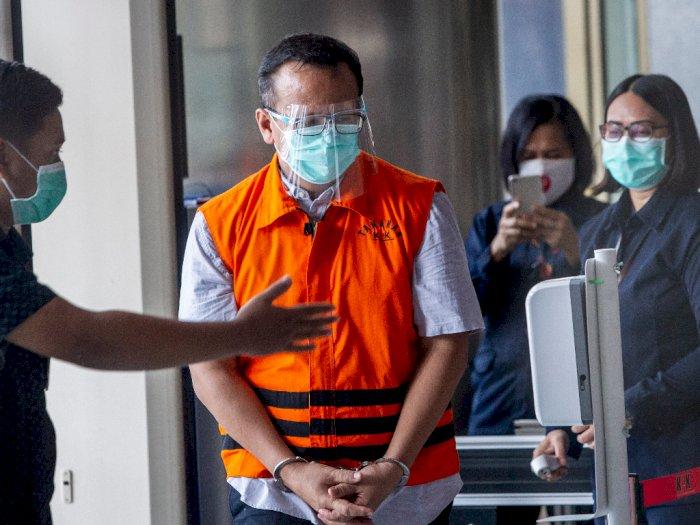 Edhy Prabowo Diduga Bagi-bagi Mobil dari Hasil Uang Suap Benih Lobster