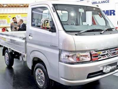 Suzuki Carry Pick Up, Mobil Roda Empat dengan Tingkat Penjualan Tertinggi Selama Pandemi