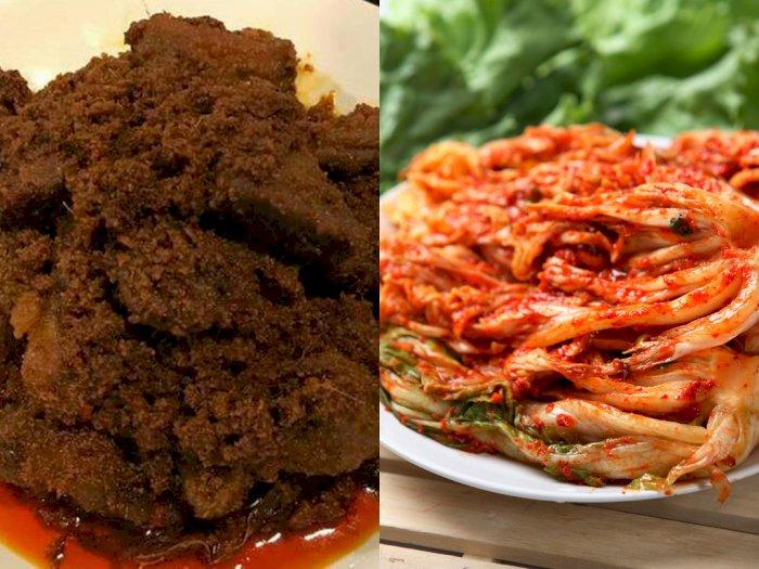 Mulai Rendang Hingga Kimchi, Inilah Makanan Khas yang Jadi Rebutan Antar Negara