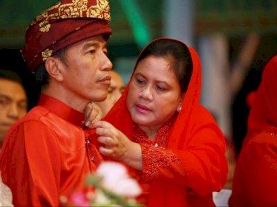 Lama Tak Muncul di Publik, Kemana Ibu Iriana Jokowi?