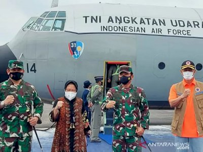 BNPB Berikan Bantuan Rp4 Miliar untuk Gempa Sulawesi Barat