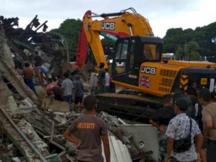 BNPB Rilis, Gempa 6,2 Magnitudo di Sulawesi Barat Akibatkan 46 Jiwa Meninggal Dunia