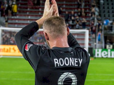 Momen Paling Ikonik Wayne Rooney Selama Jadi Pemain Sepak Bola