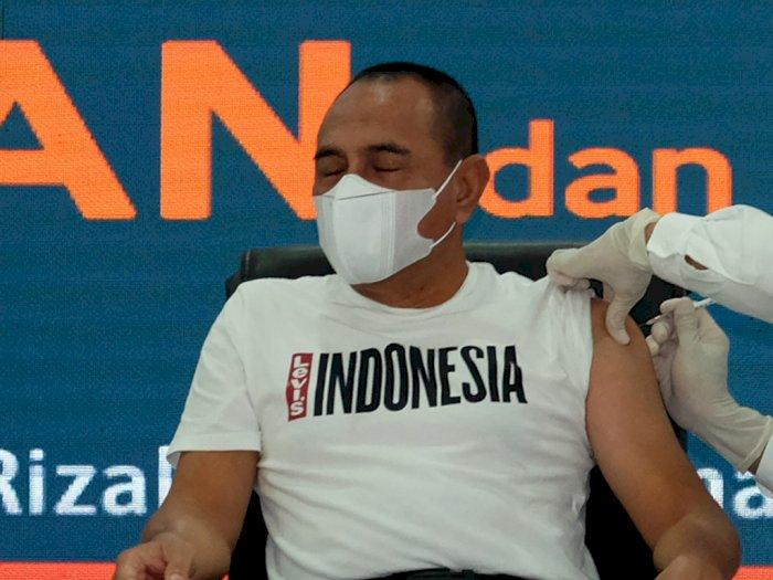 Distribusi Vaksin Covid-19 ke 33 Kabupaten/Kota di Sumut Ditargetkan Selesai pada Februari