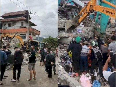 Memilukan, Korban Tewas Gempa Sulbar Bertambah Jadi 46 Orang, 15.000 Orang Mengungsi