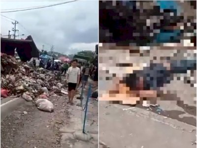 3 Pengangkut Sampah di Semarang Tewas Mengenaskan, Tabrakan dengan Truk Tronton