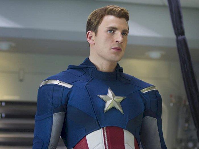 Chris Evans Dikabarkan 'Comeback' Sebagai Captain Amerika?