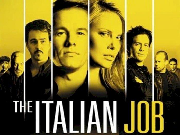 Sinopsis 'The Italian Job' (2003) - Pencurian Emas Jutaan Dollar Dari Mantan Teman Sendiri