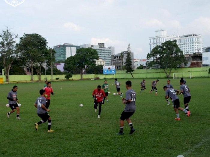 PSMS Medan Minta PSSI Segera Beri Kepastian Terkait Lanjutan Kompetisi Liga 2