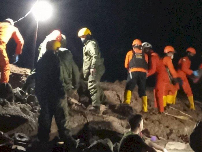 BPBD Sebut Lima Orang Meninggal Akibat Longsor di Manado
