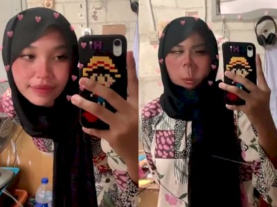 Niatnya Beli Online karena Murah, Wanita Ini Malah Takut Lihat Wajahnya Sendiri di Cermin
