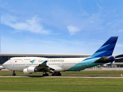 Jumlah Penumpang Anjlok, Garuda Indonesia Batalkan Jadwal Rute Jakarta-Makassar-Gorontalo
