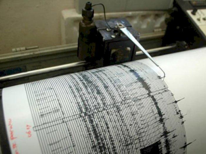 Gempa Bumi di Kedalaman 43 Kilometer yang Melanda Lampung tak Berpotensi Tsunami