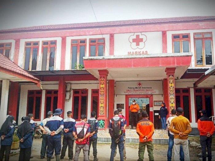 BPBD Kotawaringin Timur Kirim Bantuan Tim Reaksi Cepat ke Lokasi Banjir di Kalsel