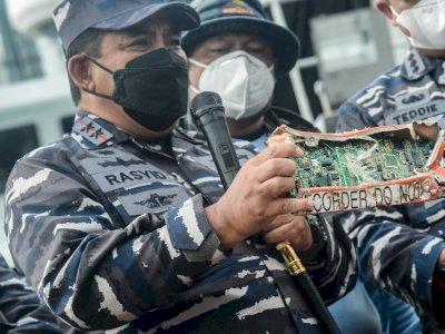 Belum Ditemukan, Basarnas Tegaskan CVR Sriwijaya SJ-182 Masih Dicari