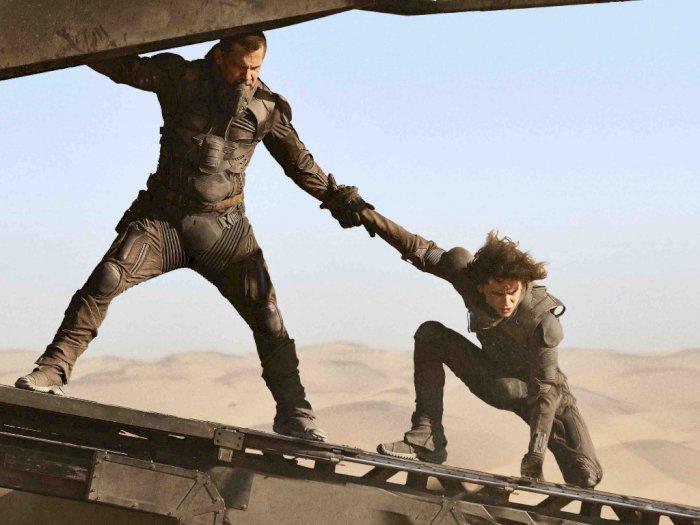 Sinopsis 'Dune' (2021) - Perebutan Rempah-rempah Yang Bisa Memperpanjang Hidup Manusia