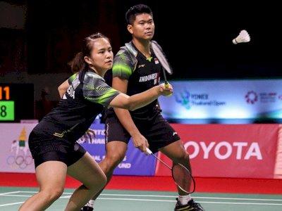 Semangat! Hari Ini Dua Wakil Indonesia 'Berjuang' Rebut Gelar Juara di Final Thailand Open