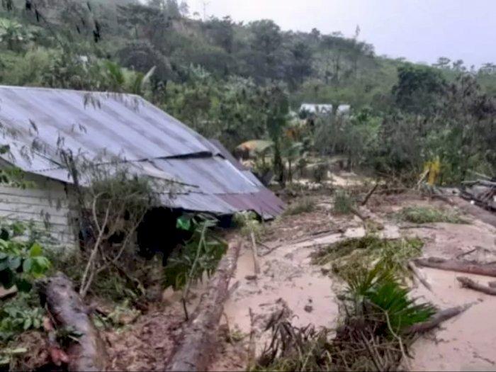 Intensitas Hujan Tinggi, Banjir Bandang Terjang Bener Meriah, Aceh