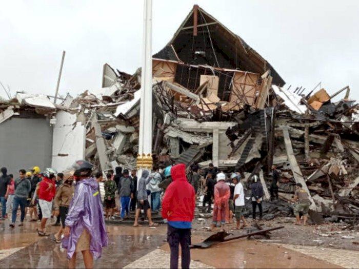 Gempa-gempa yang Pernah Terjadi di Pulau Sulawesi