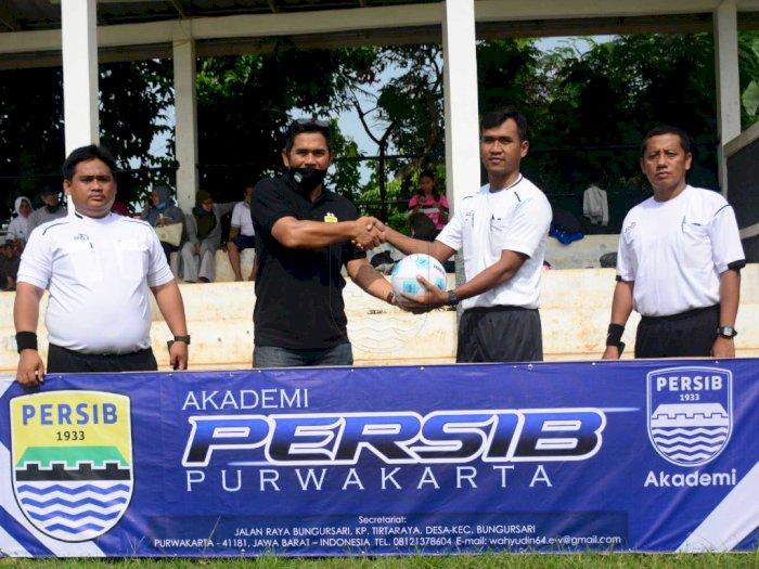 Akademi Persib Purwakarta Resmi Dibuka Dengan 4 Kategori Usia dan 1 Tim Putri