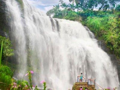 Curug Cikondang, Air Terjun yang Dipercaya Bikin Terkenal Dengan Pemandangan yang Memesona