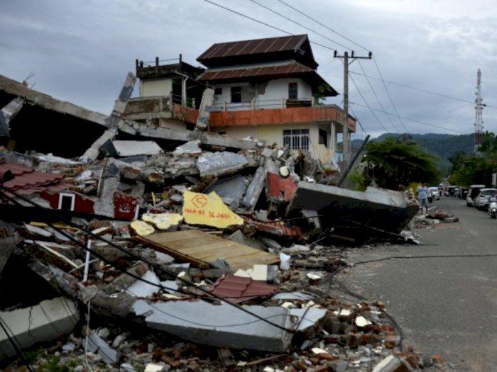 Soal Gempa Susulan yang Akan Terjadi di Sulbar, Ini Kata BMKG Pusat