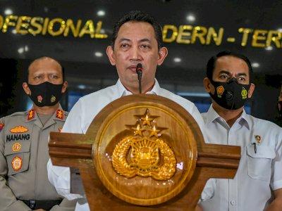 Dipilih Jokowi Sebagai Calon Kapolri, Komjen Listyo  Diminta Tuntaskan Korupsi & Pungli